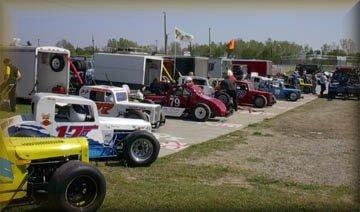 Junk Racing Parts